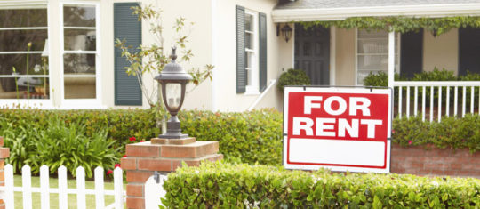 Rent a house